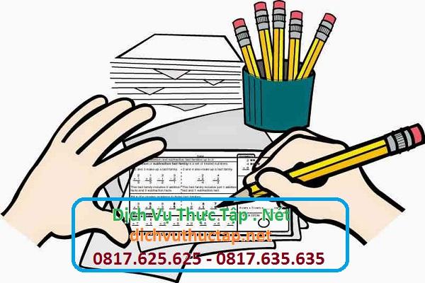 Báo giá dịch vụ giải bài tập thuê theo yêu cầu